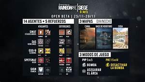 La Beta Abierta De Rainbow Six Siege Ya Est Disponible