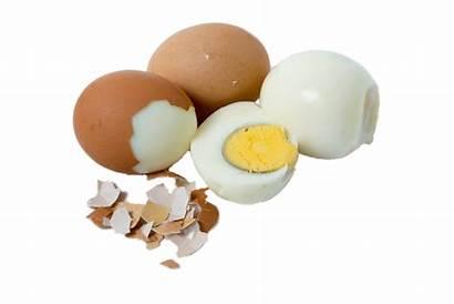 Egg Eggs Transparent Boiled Clipart Hard Fried
