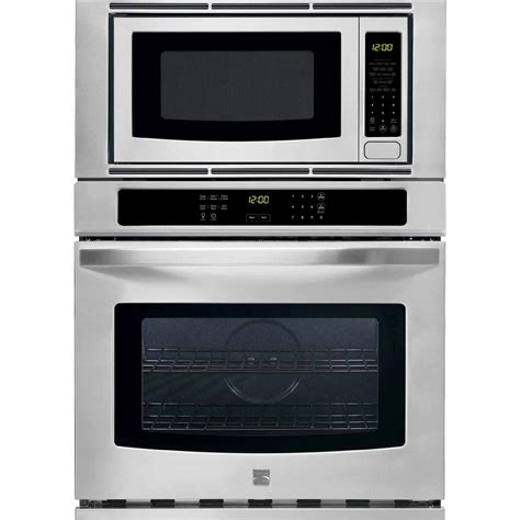 kenmore   electric combination wall oven