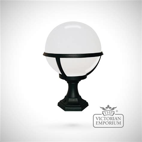 Outdoor Globe Lights by Globe Pedestal Porch Lantern Exterior Ceiling Lights
