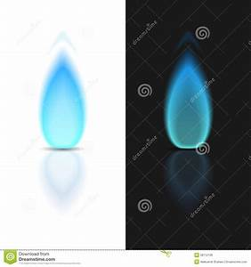 Gas Flame Royalty Free Stock Image - Image: 38712136