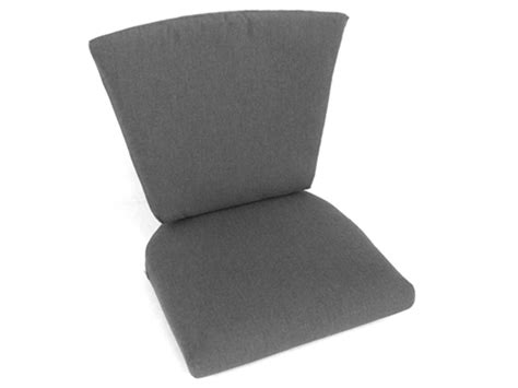 Meadowcraft Patio Furniture Cushions by Meadowcraft Vinings Replacement Chair Seat Back Cushion