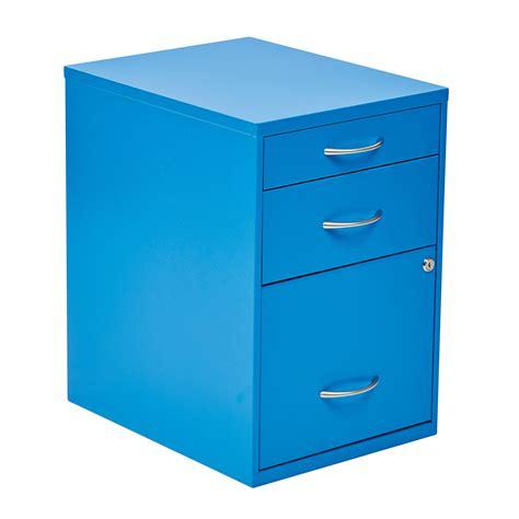 Zipcode™ Design Cassandra 3 Drawer Metal File Cabinet