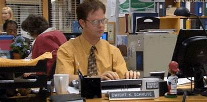 Dwight Office Schrute Quotes Wilson Rainn Gifs