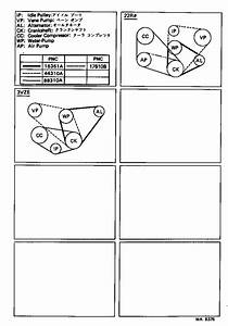 Toyota 3vze Engine Diagram Belts