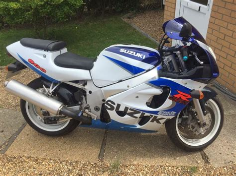 1999 Suzuki Gsxr 600 by Suzuki Gsxr 600 Srad In Norwich Norfolk Gumtree