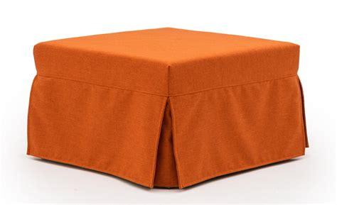 Anche mondo convenienza non ha a catalogo dei pouf trasformabili in letto. Pouf Letto Trasformabile in lettino singolo, d0001pl    DORMICOMODO