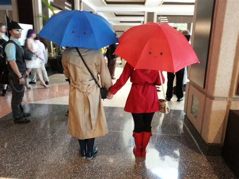The Blue Umbrella Cosplay Pixar Short Film Released With