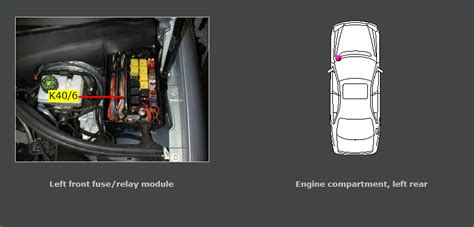 Mercede S430 Fuse Box by Where Are The Fuse Boxes Located On A 2006 Mercedes S430