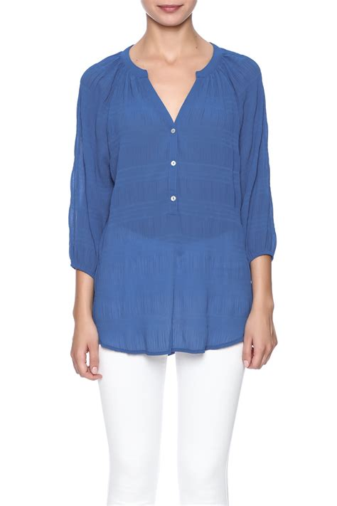 blue blouse entro cobalt blue blouse from york by blue bag