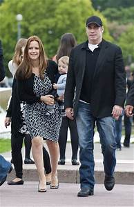 John Travolta Pictures - John Travolta and Family at the ...