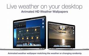 App Shopper: Weather HD+: Forecast, Live Wallpaper ...
