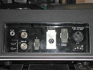 Extinct Video Tape Recorder Connectors