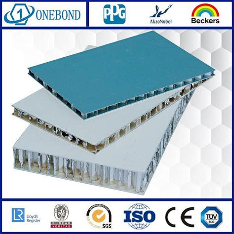 china cheap aluminium honeycomb composite panel manufacturers  suppliers factory direct