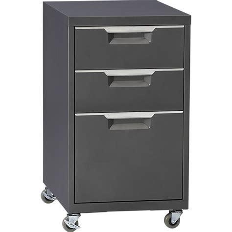 TPS carbon 3 drawer filing cabinet  for under desk if you