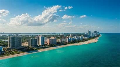 Miami Beach South Wallpapers Florida Night
