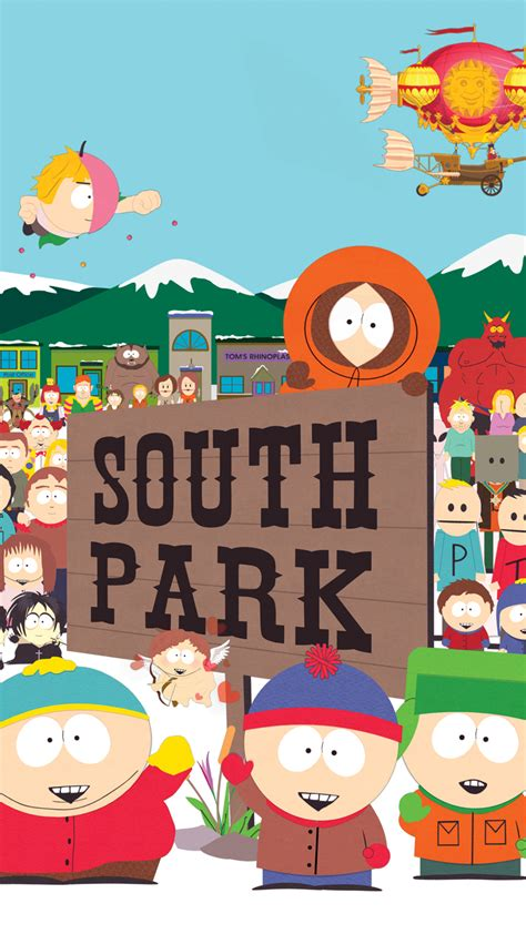 Phone destroyertm brings you iconic south park characters. South Park Wallpaper (114 Wallpapers) - HD Wallpapers
