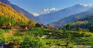 Scenic Photos: Nepal Scenery Photos