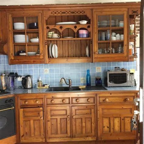 relooker cuisine rustique chene luka deco design relooker une cuisine rustique en chène