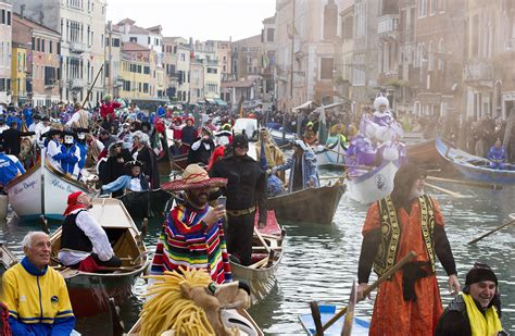 Venice Carnival Events 2016 Costumes History Masks