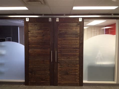 Barn Sliding Door Hardware Canada by Contemporary Wooden Doors Modern Barn Doors Accessories