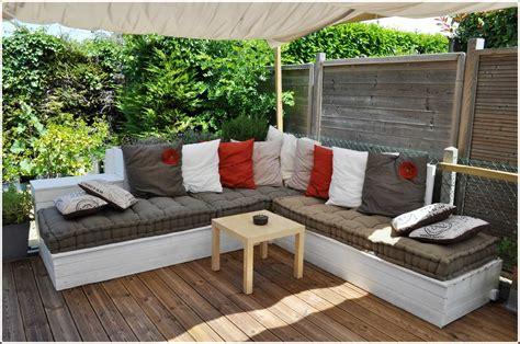 salon de jardin palette dunlopillo fabriquer salon de jardin en palette inspirations avec