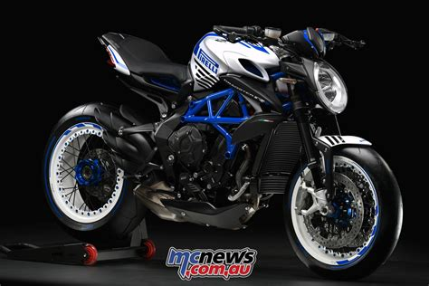 Mv Agusta Stradale 800 2019 by 2019 Mv Agusta Dragster 800 Rr Pirelli Edition Mcnews Au