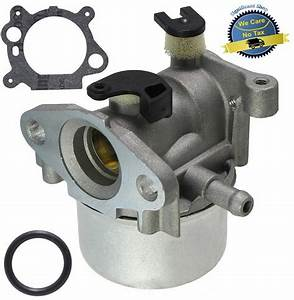 Carburetor Lawn Mower Carb Craftsman Briggs  U0026 Stratton