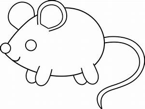 Mouse Clip Art Black And White | Clipart Panda - Free ...