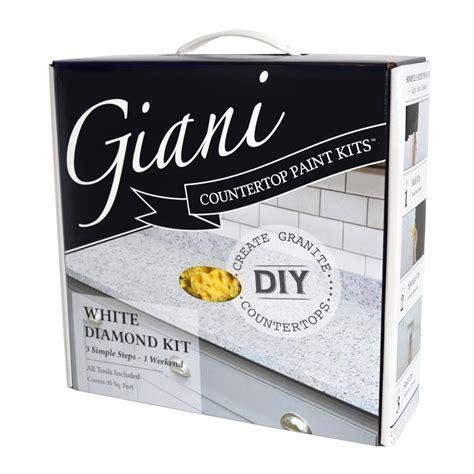 giani kitchen cabinet paint giani granite white countertop paint kit fg gi wht
