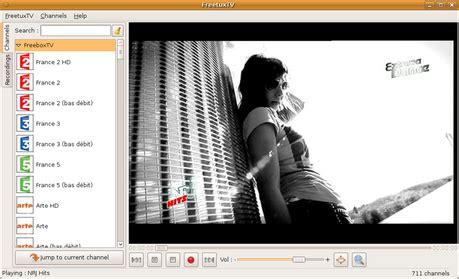 sudo apt get install l freetuxt per guardare la tv e ascoltare la radio su ubuntu