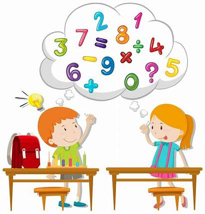 Clipart Math Calculating System