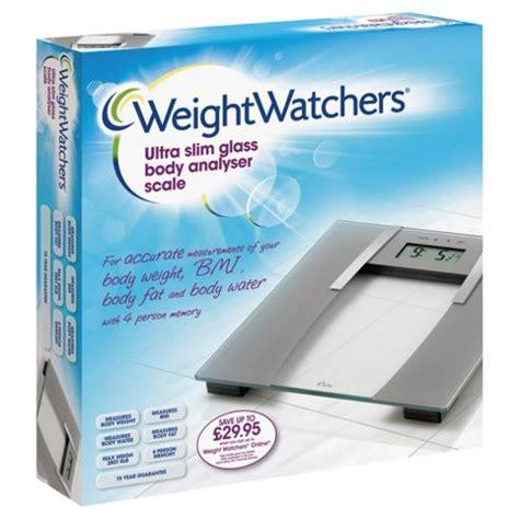 buy weight watchers glass analyser bathroom scale