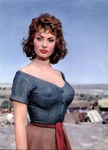 Sophia Loren - LOVELY SOPHIA LOREN PHOTO (C) ACTRESS PIN ...