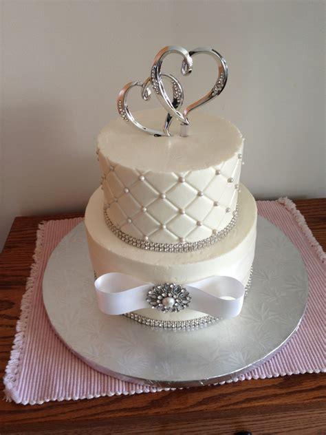 small wedding cake cake decorating community cakes  bake