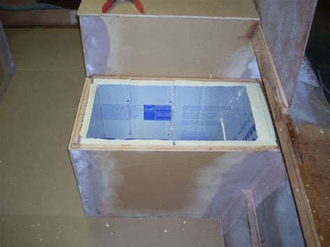 How To Build A Boat Seat Box by Sea Ray Boats How To Make A Boat Seat Box Free Wooden