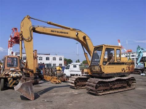 Mitsubishi Excavator by Used Excavator Mitsubishi Ms120 8 Buy Ms120 8 Product On