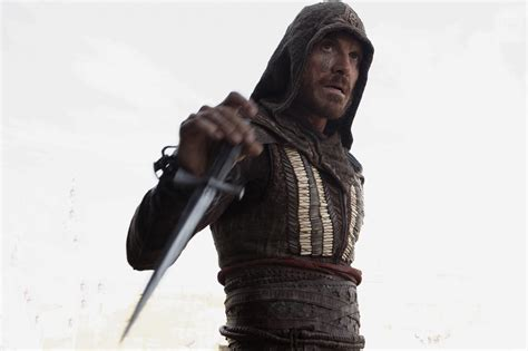 Assassin's creed, marketed as assassin's creed: Assassin's Creed Movie Alternate Ending is a Downer   Collider