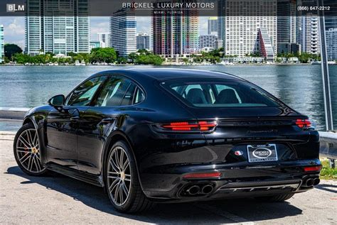You'll like this car if. Used 2020 Porsche Panamera GTS For Sale ($135,000) | Brickell Luxury Motors Stock #L3259