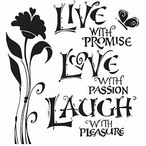 live laugh love stencils Quotes