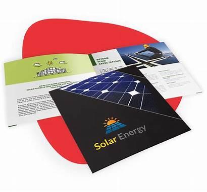 Solar Brochure Company Business