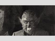 Classic Film Review THE WEREWOLF 1956 ~ Out of the