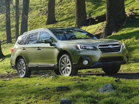 subaru suv new 2018 subaru outback price photos reviews safety