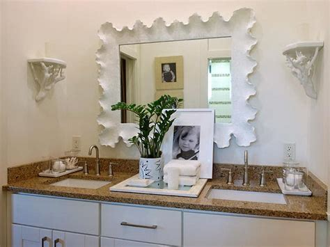 counter decorating ideas bathroom vanity tray decorating ideas your home Bathroom