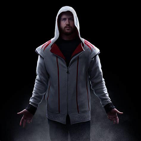 assassins creed ezio costume hoodie cool stuff dude