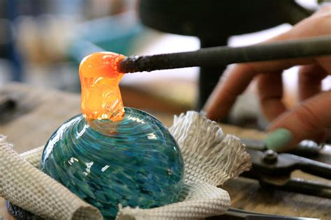 glassblowing nathan wheeler photography