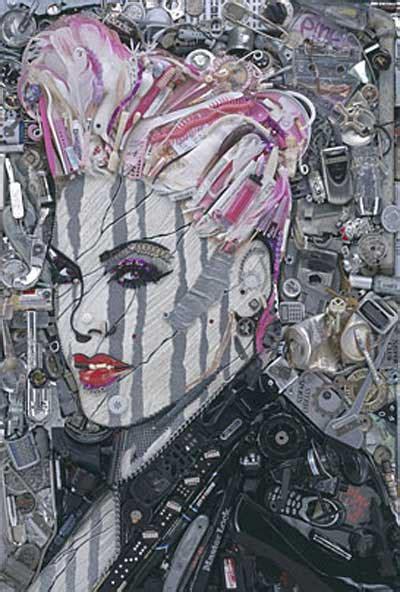 Jason Mercier (more Trash Art)  Light Archive Artstudi 175a