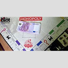 French Monopoly Set To Include Real Money Theblot