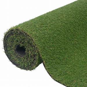 Acheter Gazon Artificiel : acheter vidaxl gazon artificiel vert 1x8 m 20 25 mm pas ~ Edinachiropracticcenter.com Idées de Décoration