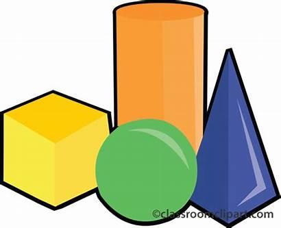 Math Clipart Shapes Clip Mathematics Shape Square